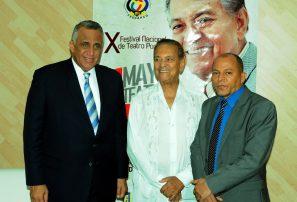 Festival de Teatro será dedicado a Franklin Domínguez