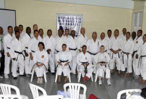 Karate concluye curso de arbitraje