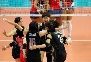 Equipo voleibol pierde de Japón en mundial
