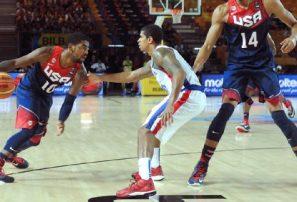 Dominicana pierde ante Estados Unidos en mundial