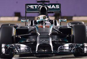 Lewis Hamilton logra la Pole para Gran Premio Singapur