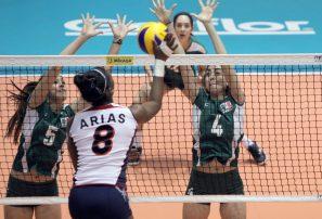 Sexteto femenino vence a México mundial sub23