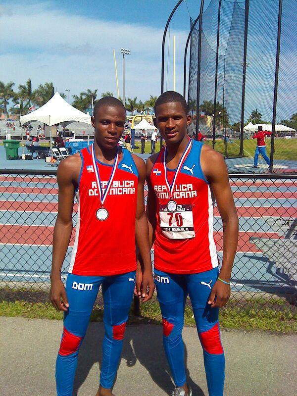 Núñez y Solís, plata en clasificatorio atletismo juvenil