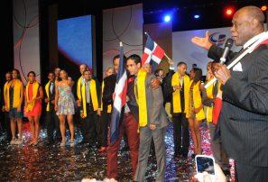 Creso felicita atletas premiados en Gala Olímpica