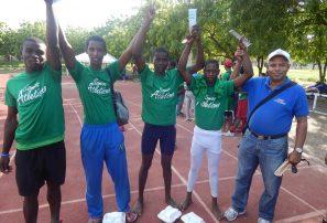 Barahona fue superior en Regional Atletismo Sur