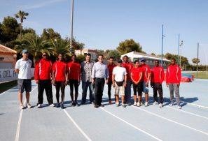 Atletismo se pone en forma en España