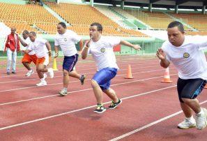 Romero y Ramos, oro en atletismo Juegos Diversidad
