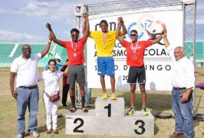RD y Cuba dominaron Copa Internacional Atletismo