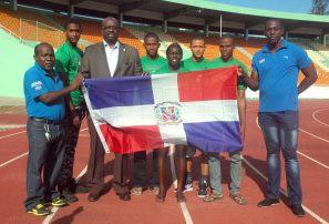 Atletas RD tras boletos para Olímpicos de la Juventud