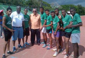 SPM y La Romana dominaron Regional Atletismo