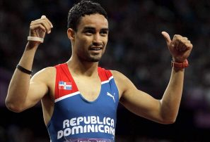 Luguelin conquista oro Liga Atlética Interuniversitaria