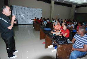 Bádminton inicia curso para entrenadores