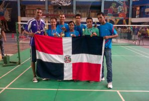 Bádminton RD termina con cuatro medallas en Cuba