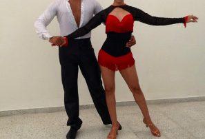 Atletas de baile salón deportivo viajan a España