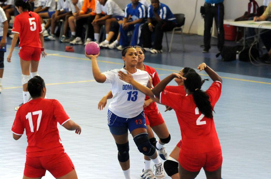 RD vence a Puerto Rico en Panam Balonmano Junior