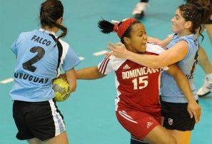 Balonmano femenino RD derrota a Venezuela