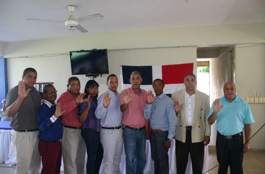 Balonmano Provincia Duarte juramenta presidente