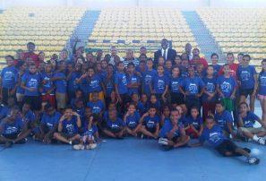 Fedobalom realiza campamento para niños