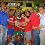 Santo Domingo gana corona nacional balonmano