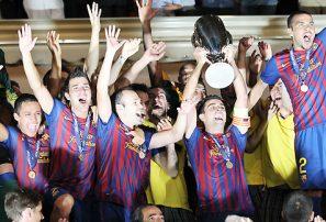 Barcelona conquista copa de Europa