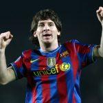 Messi, elegido