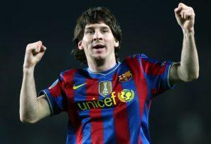 """Messi, elegido """"campeón de campeones"""""""
