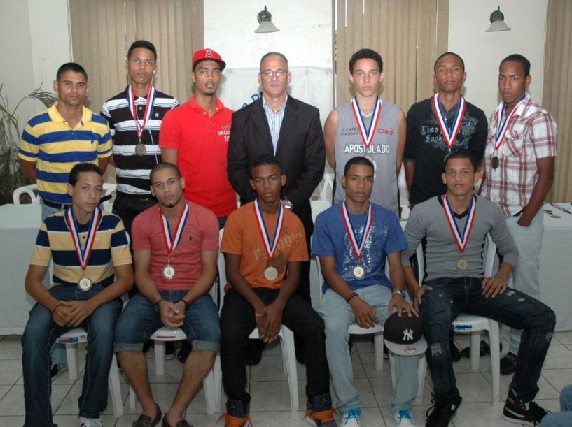 Club Naco campeón basket Independencia Nacional