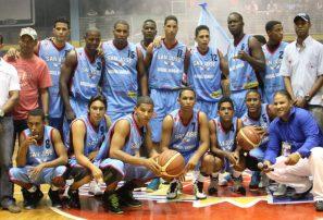 Club San José campeón en basket de Higüey