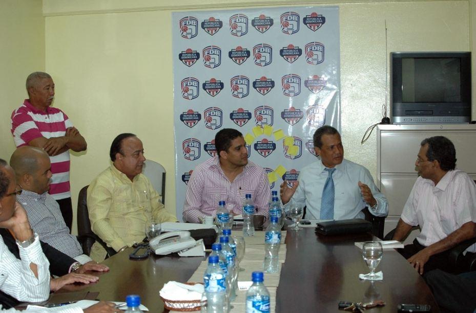 Comité Organizador Basket DN en sesión permanente