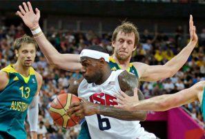 USA y España avanzan a semifinales basket