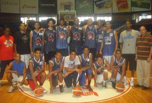 Dominicana domina a Panamá en Basket Sub 17