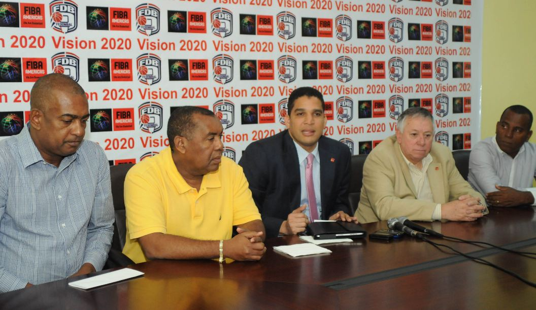 Fedombal y Fibaaméricas hablarán del futuro basket RD