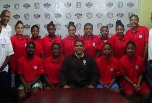 RD gana primero en Centrobasket sub-17 Femenino