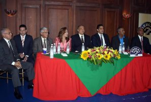 Juramentan comisiones para XXXIV torneo basket Santiago