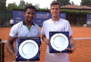 Hernández y García, finalistas en Italia