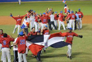Béisbol RD espera mantener hegemonía Panam