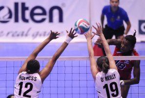 Dominicana supera a Canadá en Copa Panam voleibol