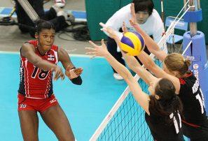 RD enfrenta a Honduras inicio preolímpico voleibol