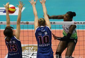 Bethania triunfa en la Liga de Corea