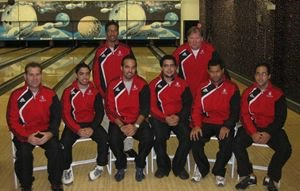 Boliche RD logra plata en torneo México