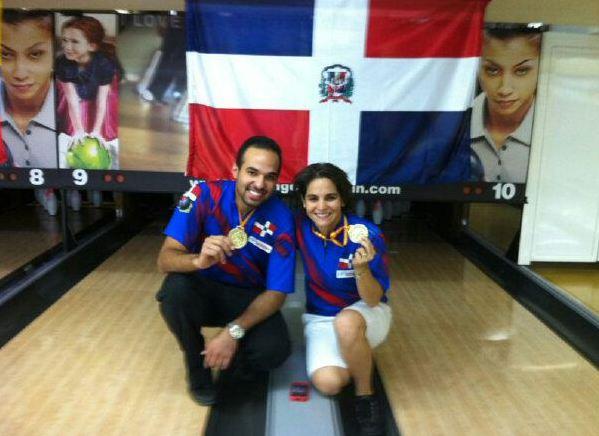 Aumí y Prats aportan más medallas para RD