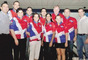 Selección boliche RD logra bronce en Panam