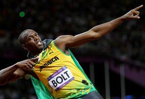 Usain Bolt retuvo título olímpico en Londres