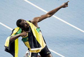 Bolt hizo la cuarta mejor marca de la historia