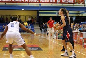 RD cae ante Puerto Rico en basket femenino