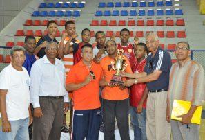 Santo Domingo conquista Torneo Nacional de Boxeo