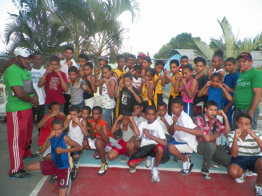 San Vicente vence a Nagua en encuentro de boxeo
