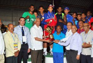 RD se alza con XXXIV Copa Independencia de Boxeo