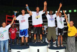 Norte domina en boxeo Juegos de Santiago