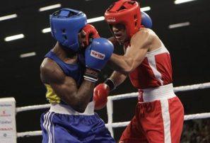 Castillo gana primera pelea en Clasificatorio JJ.OO